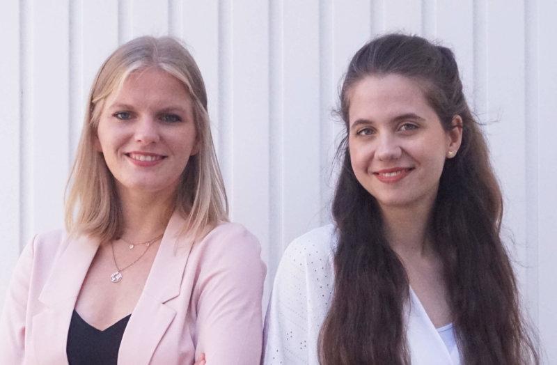 Sofia und Isabell